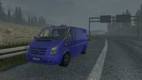 FORD TRANSIT 200 SUBS SPECIAL V1.0