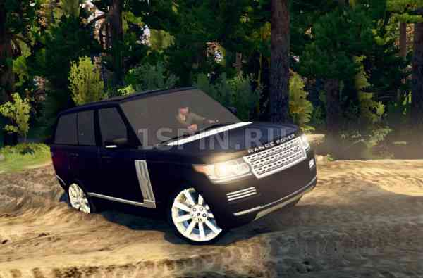 Range Rover Vogue версия 03.03.16