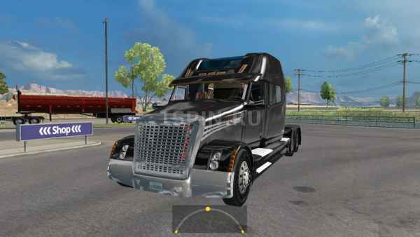 Мод Concept Truck v2.0