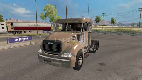 Мод Freightliner Columbia для