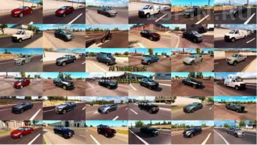 AI TRAFFIC PACK BY V2.7
